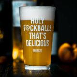 Holy fuckballs glas